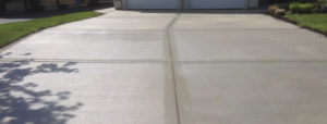 DRIVEWAYS Ready Mixed Concrete