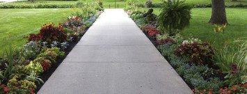 WALKWAYS Ready Mixed Concrete