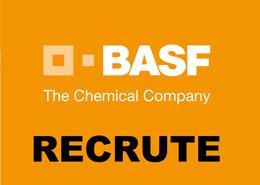 BASF Recrute logo
