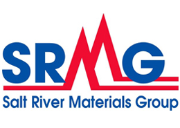 Salt river material group logo